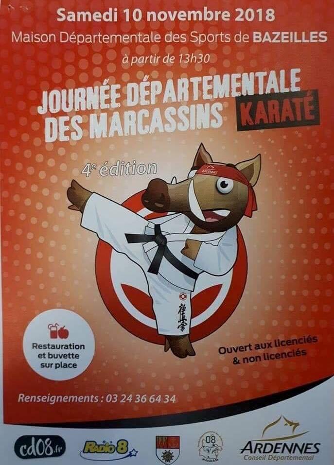 Sport/bazeilles_ 2018_11_10_journee_departementale_marcassins_karate