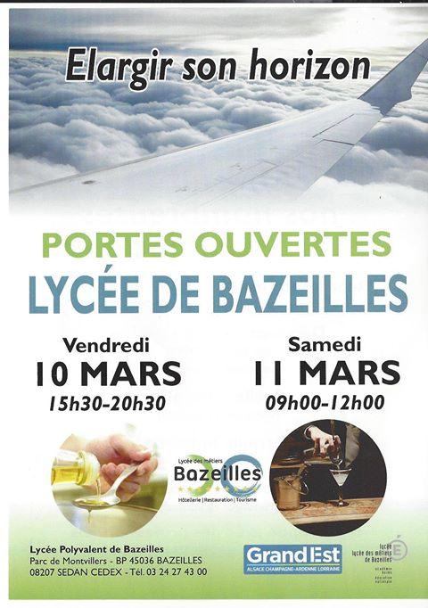 Bazeilles en ardennes tourisme culture economie - Portes ouvertes lycee faidherbe lille ...